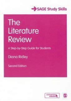 Literature review in qualitative critique